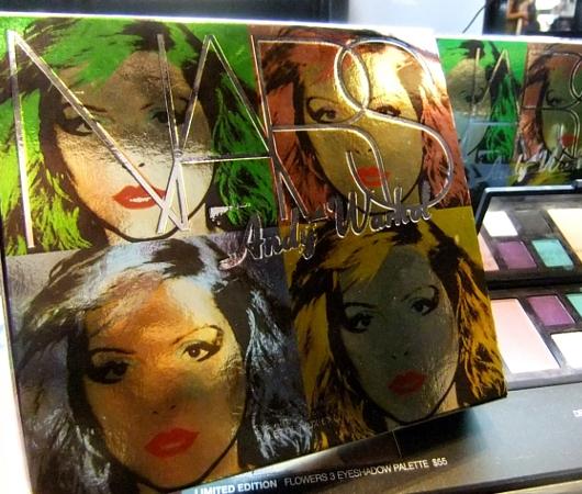 NARS × Andy Warholの夢コラボ、ついにNYで販売スタート_b0007805_21562953.jpg