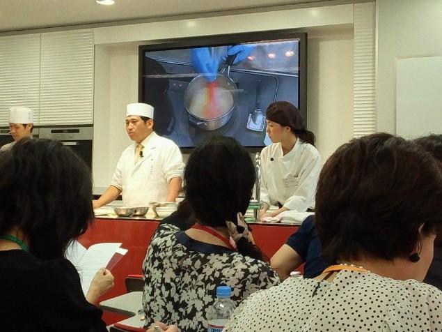 「食scienceセミナーin  Kyoto」_b0151335_1320364.jpg