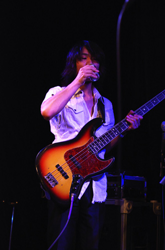 赤坂GRAFFITI〜北広昌/AKI KITAHIRO Live_b0175635_23291719.jpg