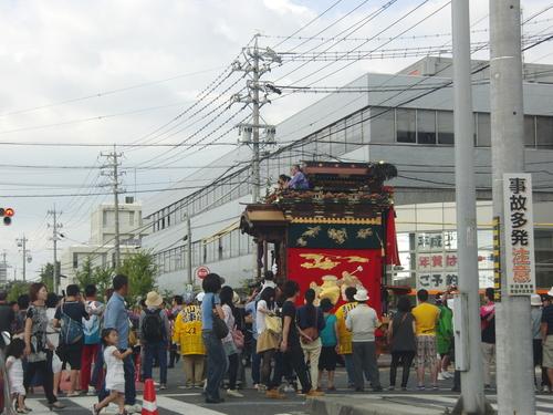 半田市山車祭り_d0254540_5275430.jpg