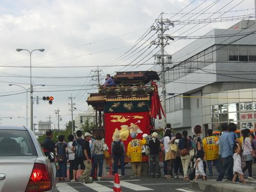 半田市山車祭り_d0254540_5285064.jpg