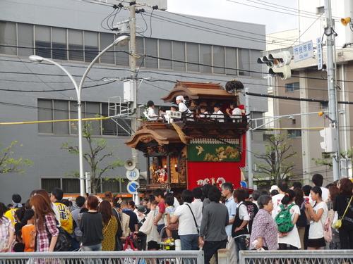 半田市山車祭り_d0254540_5293528.jpg