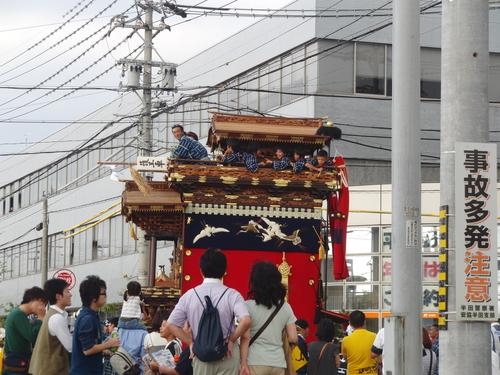 半田市山車祭り_d0254540_5302275.jpg