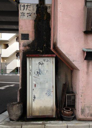 消火栓とモグラ_f0152544_1183888.jpg
