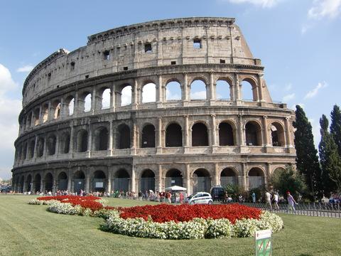 コロッセオ残酷物語♪_c0206352_1294767.jpg