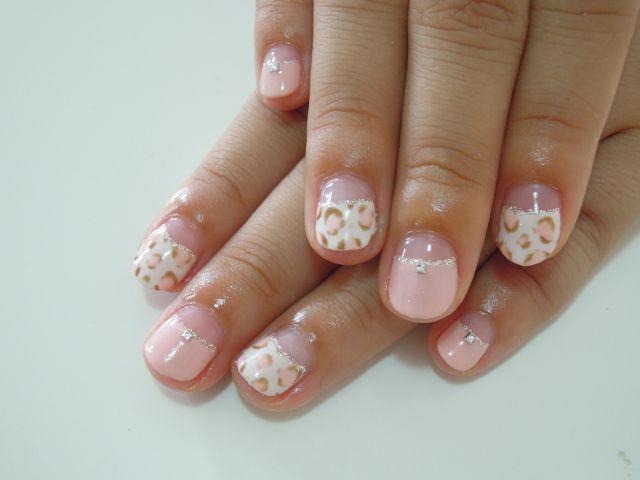 Pickup Nail〜Pink_a0239065_1719045.jpg