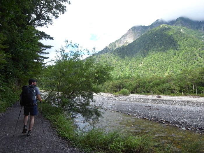 2012.8.31-9.2 表銀座を歩く旅 day3 蝶ヶ岳ヒュッテ-上高地BT_b0219778_16103773.jpg