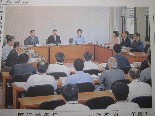 形式論に終始し、本質的な議論が伝わってこなかった県議会の「浜岡原発の再稼動を問う県民投票条例案」_f0141310_7103248.jpg