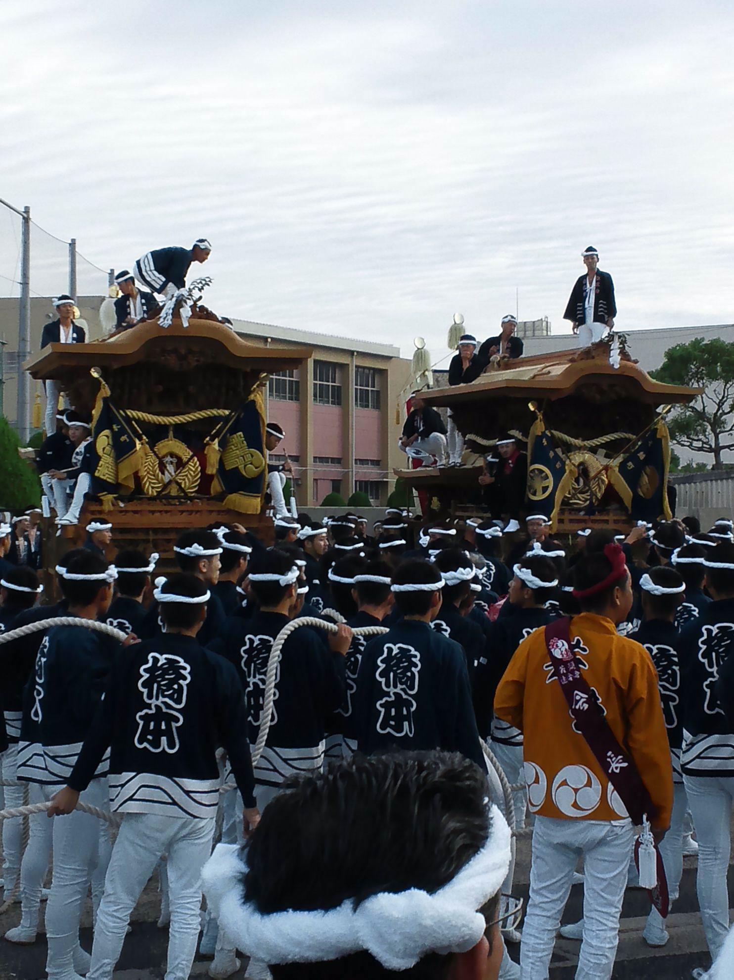 平成二十四年度 橋本町だんじり祭り_a0197623_9234481.jpg