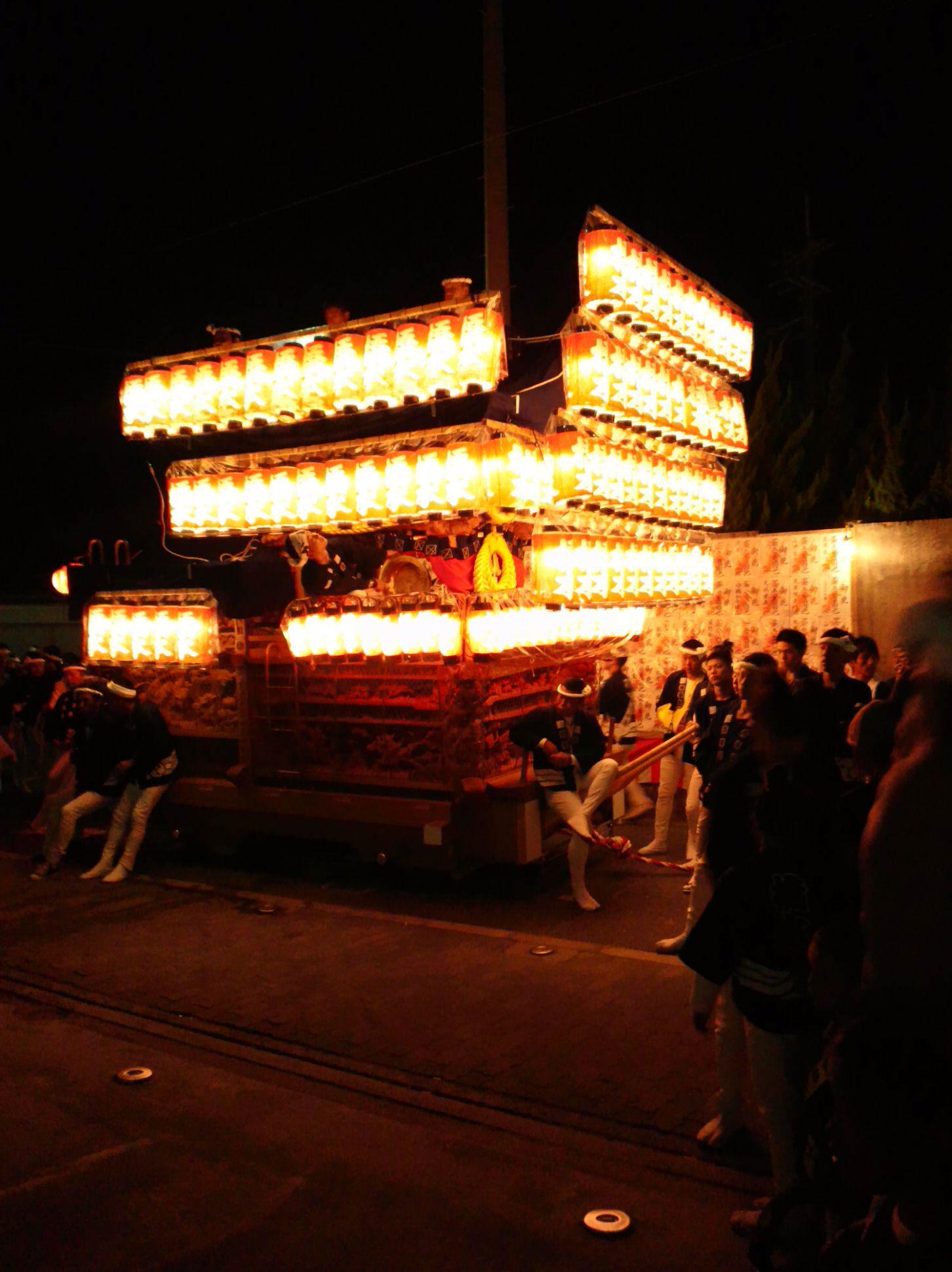 平成二十四年度 橋本町だんじり祭り_a0197623_9291888.jpg