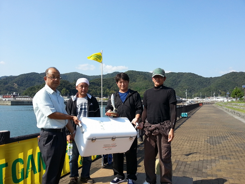BOAT GAME FISHING 2012 in 高知 釣果報告_a0132631_1450257.jpg