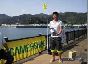 BOAT GAME FISHING 2012 in 高知 釣果報告_a0132631_1511321.jpg