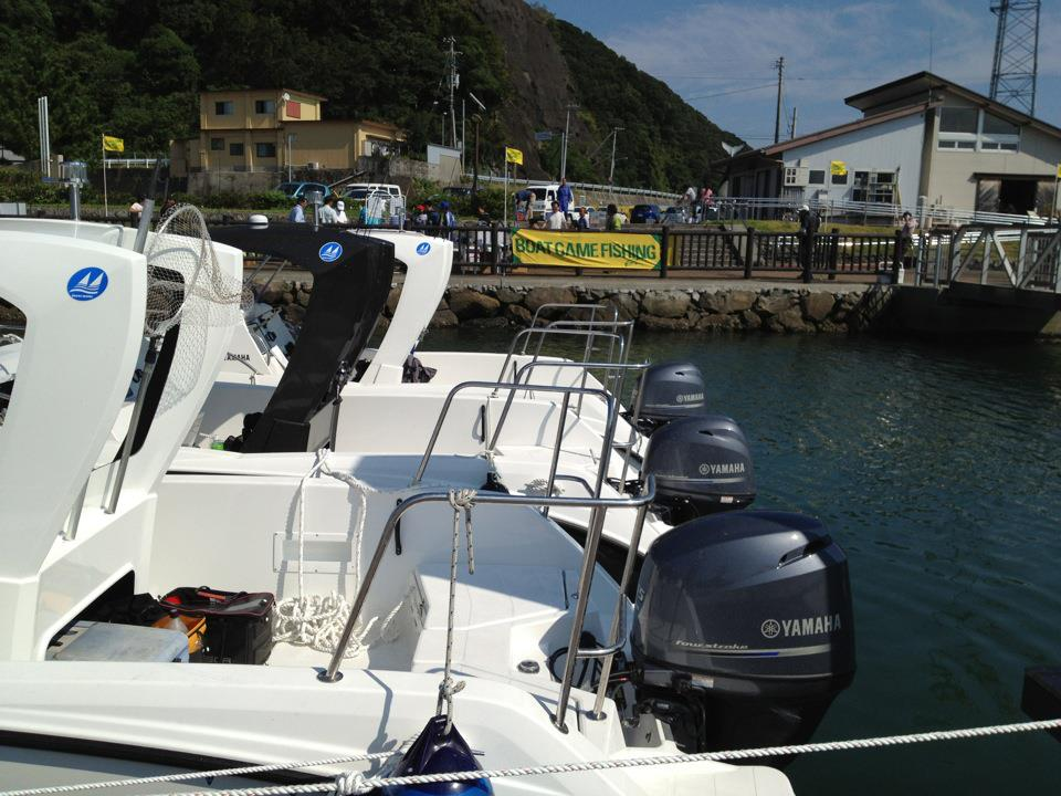 BOAT GAME FISHING 2012 in 高知 釣果報告_a0132631_7185296.jpg