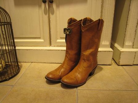 お待たせした JACA ブーツです。_c0227633_0524329.jpg