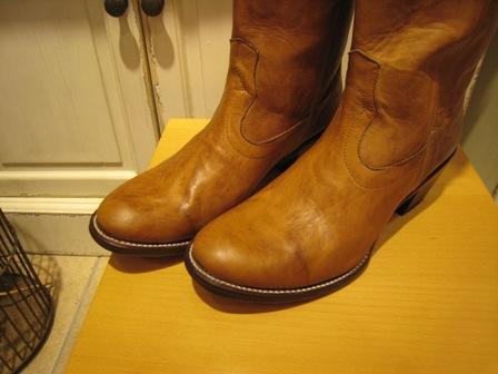 お待たせした JACA ブーツです。_c0227633_0532942.jpg