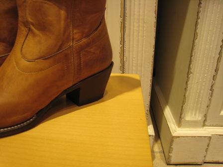 お待たせした JACA ブーツです。_c0227633_0535058.jpg