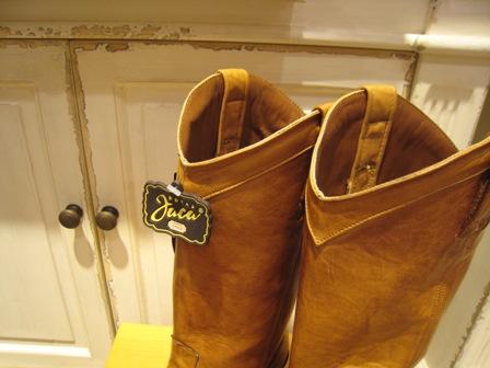 お待たせした JACA ブーツです。_c0227633_053931.jpg
