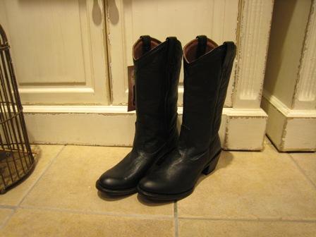 お待たせした JACA ブーツです。_c0227633_0543079.jpg