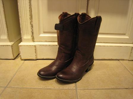 お待たせした JACA ブーツです。_c0227633_054974.jpg