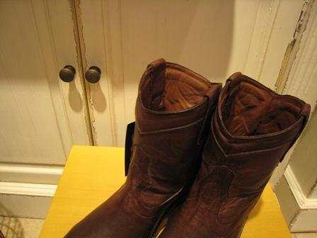 お待たせした JACA ブーツです。_c0227633_0551963.jpg