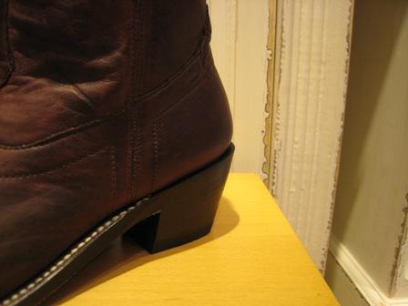 お待たせした JACA ブーツです。_c0227633_056298.jpg
