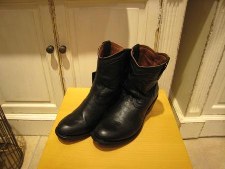 お待たせした JACA ブーツです。_c0227633_0565713.jpg