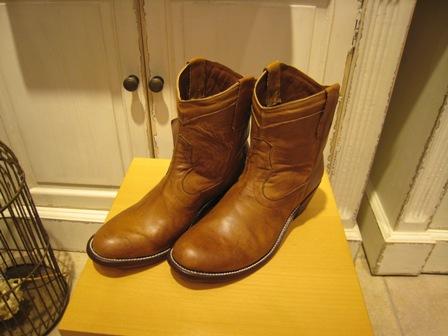 お待たせした JACA ブーツです。_c0227633_0571382.jpg