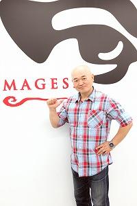 高橋名人がMAGES.へ_e0025035_12121075.jpg