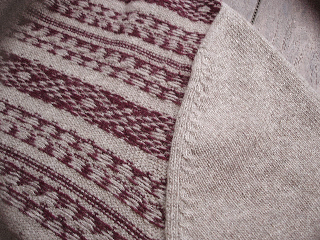 NEW : Barbour The Steve McQueen™ Collection 2012 F/W [PART-2] [Chase Fairisle Cardi] !!_a0132147_0301946.jpg