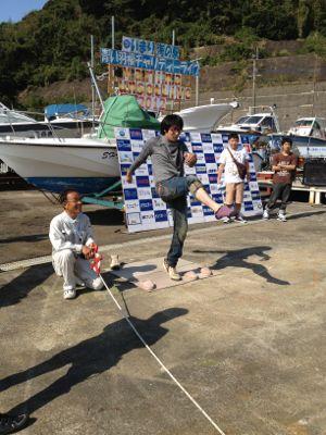 青い羽根チャリティマリーナサンセットライブ&体験乗船会_a0077071_1451271.jpg