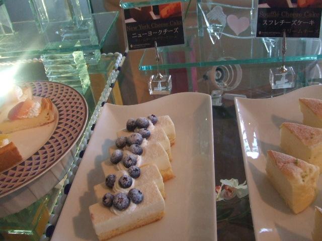 ヨコハマグランドインターコンチネンタルホテル マリンブルー チーズデザートブッフェ_f0076001_026513.jpg