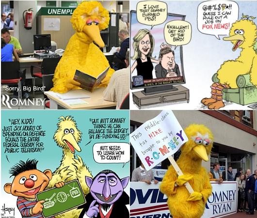 今、アメリカ大統領選挙の主役はなんとあのビッグ・バード?!_b0007805_610928.jpg