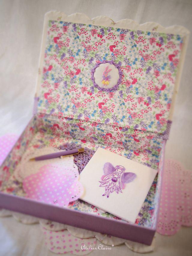 ボックスを開けると♪ 妖精の国のBOX~cihiro~バージョン_a0157409_735992.jpg