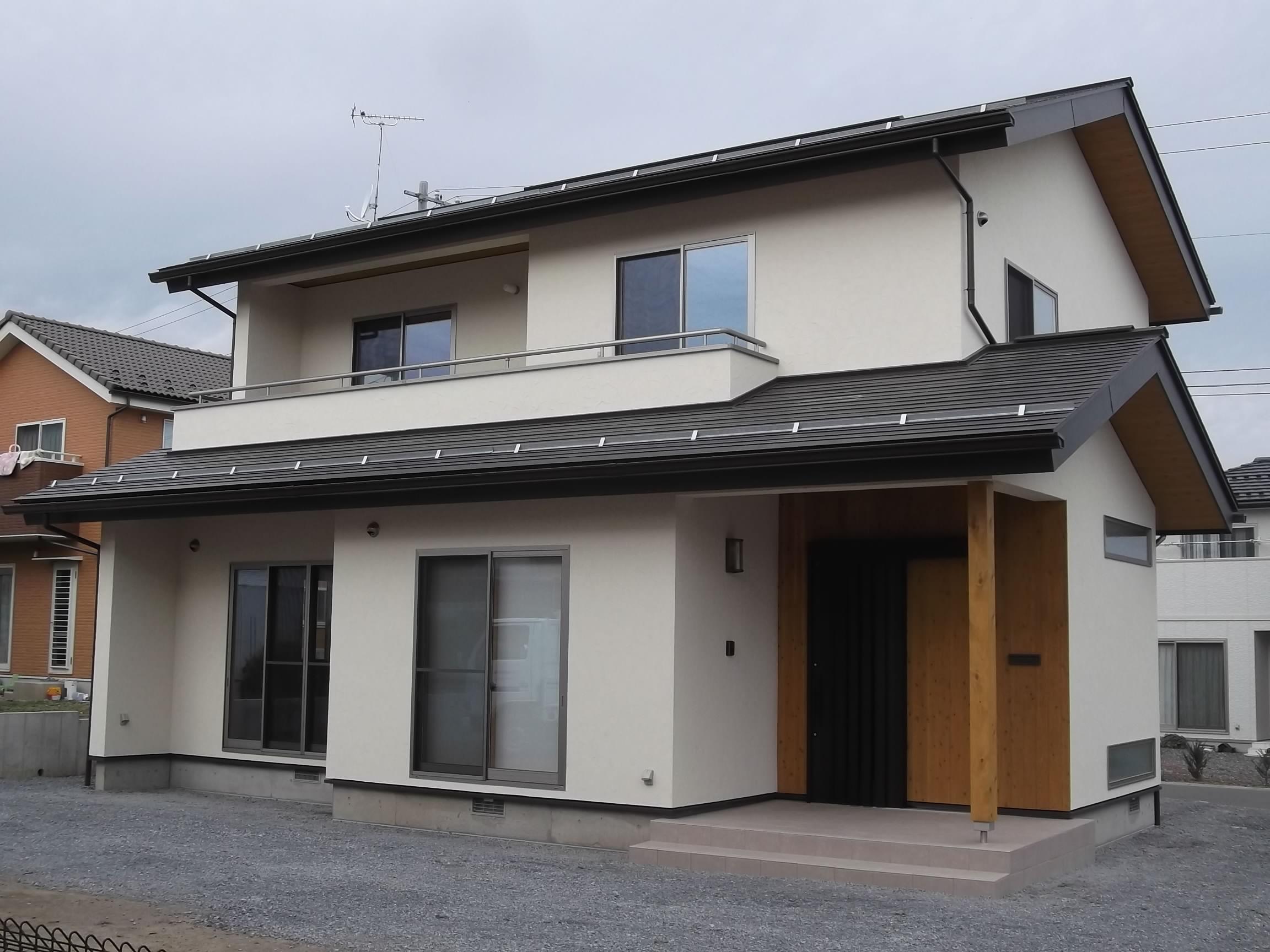 山形村O邸新築工事  完成お引き渡し_c0218716_14473632.jpg