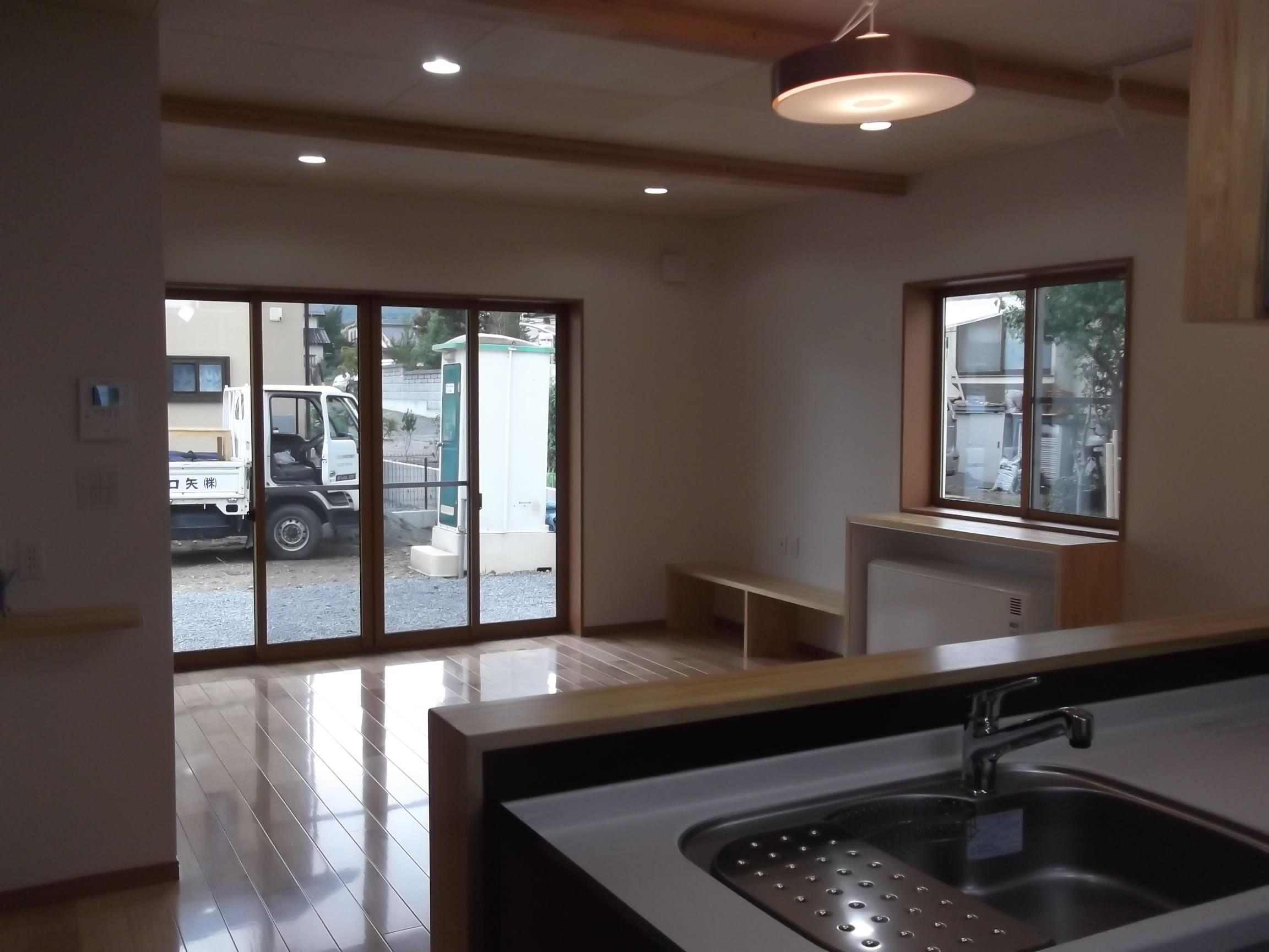 山形村O邸新築工事  完成お引き渡し_c0218716_14482985.jpg