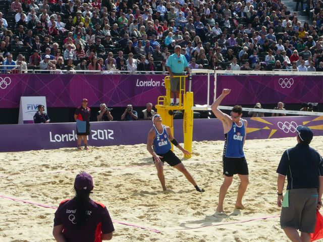 ロンドンオリンピック2!_f0096017_23384766.jpg