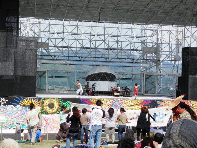 2012 「rainbow aso」2日目☆_a0125419_96441.jpg
