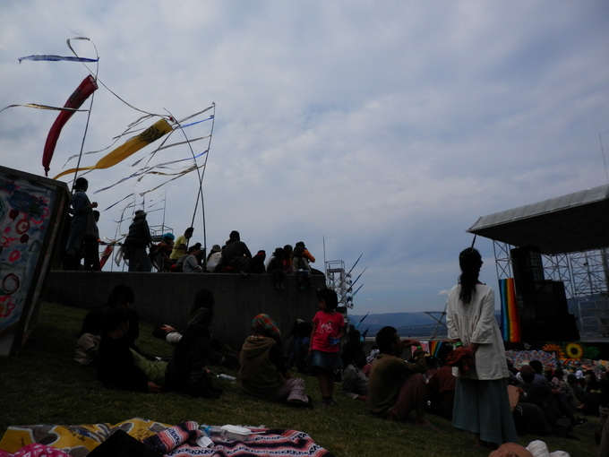 2012 「rainbow aso」2日目☆_a0125419_995854.jpg