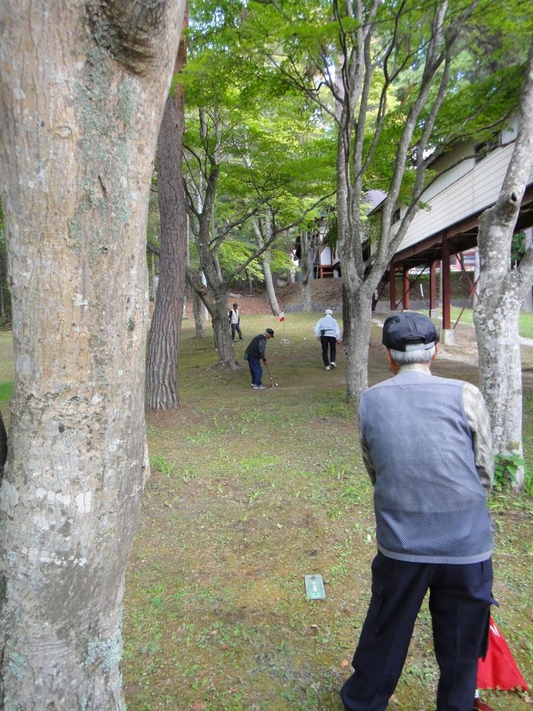 第三回グラウンドゴルフ大会_c0111229_2056175.jpg