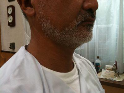 beard style vo.5  『ヒゲのビフォー・アフター』_e0100332_1475160.jpg