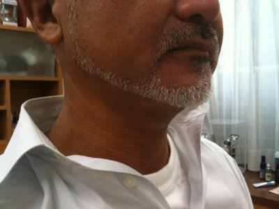 beard style vo.5  『ヒゲのビフォー・アフター』_e0100332_1475511.jpg