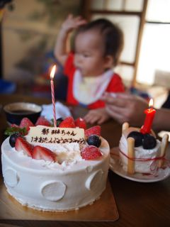 happy 1st birthday☆_a0168068_22161951.jpg