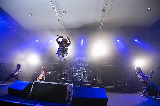 [レポート]MUCC、Alice Nine、ユナイト、ジャカルタ公演で一夜限りのファンタジー_e0197970_23374727.jpg