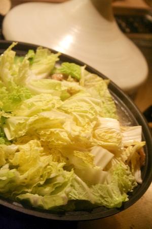 白菜と鶏肉のシンプル塩鍋 & 秋刀魚!!_f0141419_6115147.jpg