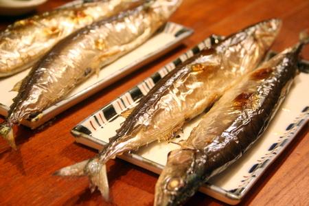 白菜と鶏肉のシンプル塩鍋 & 秋刀魚!!_f0141419_6131258.jpg