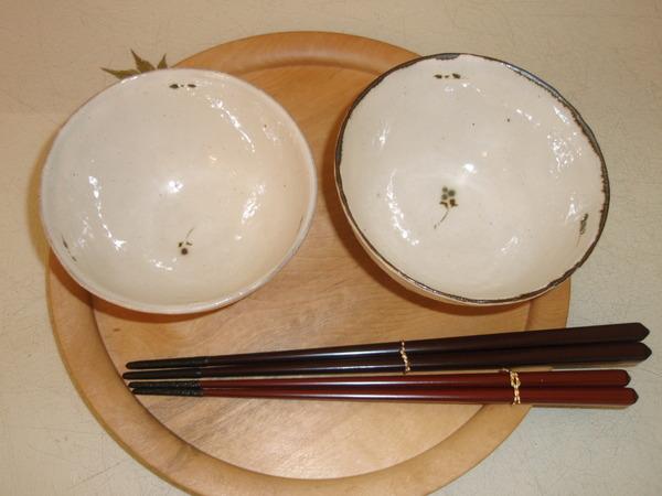 藤田佳三さんの個展   お皿と飯碗_b0132442_15453915.jpg