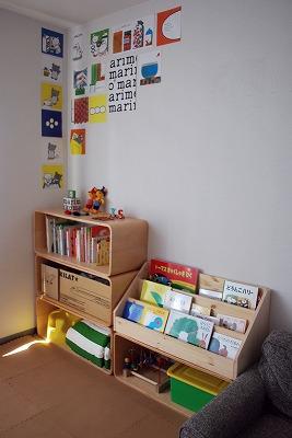 自由が利く「子ども部屋の収納ラック」はキレイになるだけでなく、子どもの心の成長にも良さそう