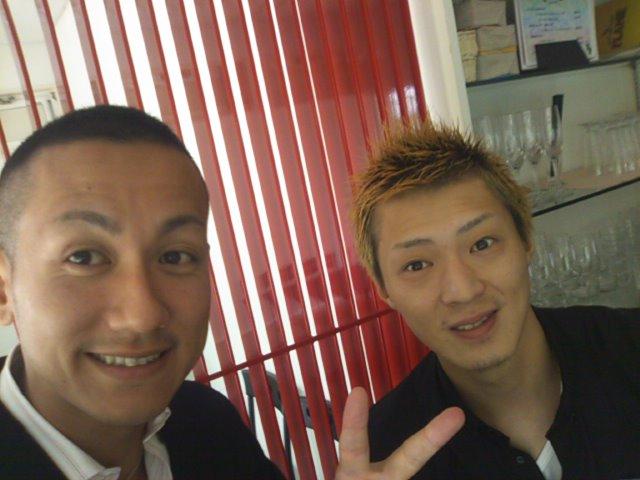 10月12日(金) 阿部ちゃんニコニコブログ★_b0127002_1733589.jpg