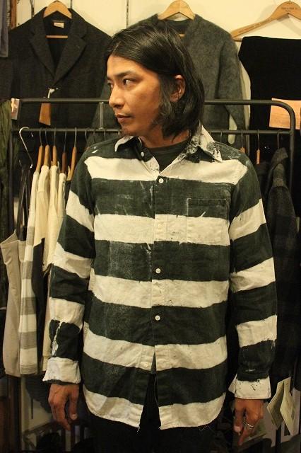 ボーダーシャツ。_d0121303_17351898.jpg