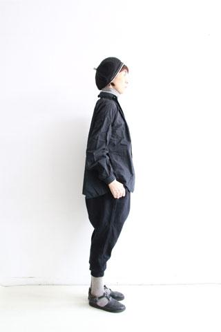 黒のBASICシャツ_f0215708_14214687.jpg